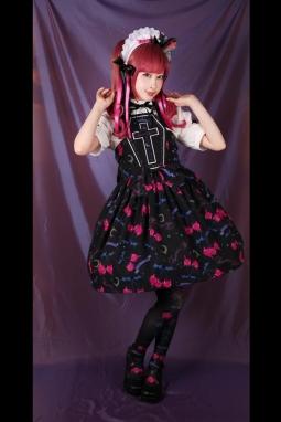 ☆Sweet Devils Cherryジャンパースカート